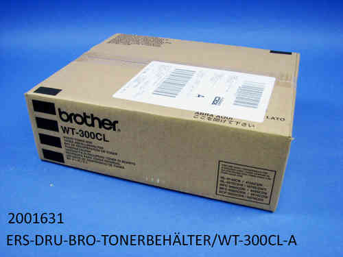 Brother Tonerrestbehälter WT-300CL