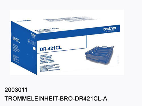 Brother Trommeleinheit DR-421CL